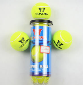 TOP quality ITF tennis ball in can /tenis ball for competition