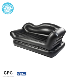 Hot Sale Multifunctional Couch Air Furniture Sofa Inflatable PVC Sofa Bed Folding sofa