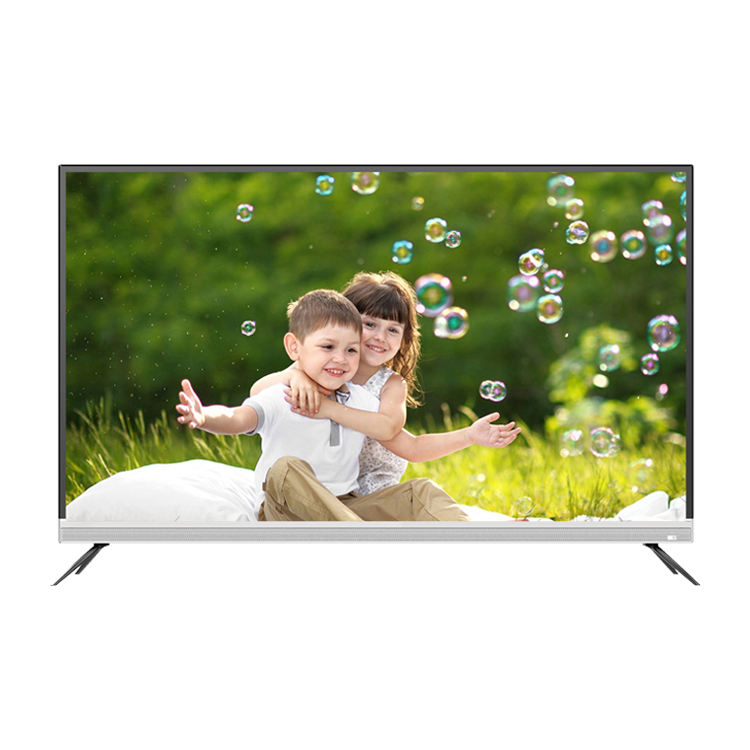 65 inch super big size 4K Smart LED TV with Android system support WIFI and W-LAN smart tv