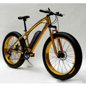26 inch fat tires now bike 7 speed Mountain EBike Road Electric Bicycle 36V 10.4AH 26*4.0 fat tire, snow bike