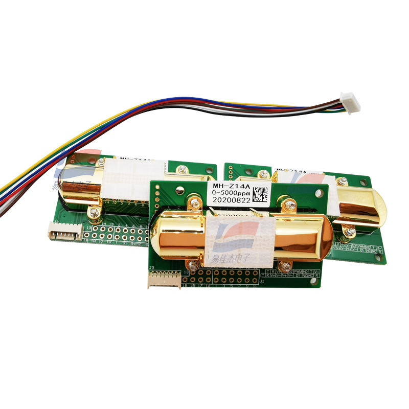 Hot Sales MH-Z14A NDIR CO2 sensor module CO Air Quality Detection