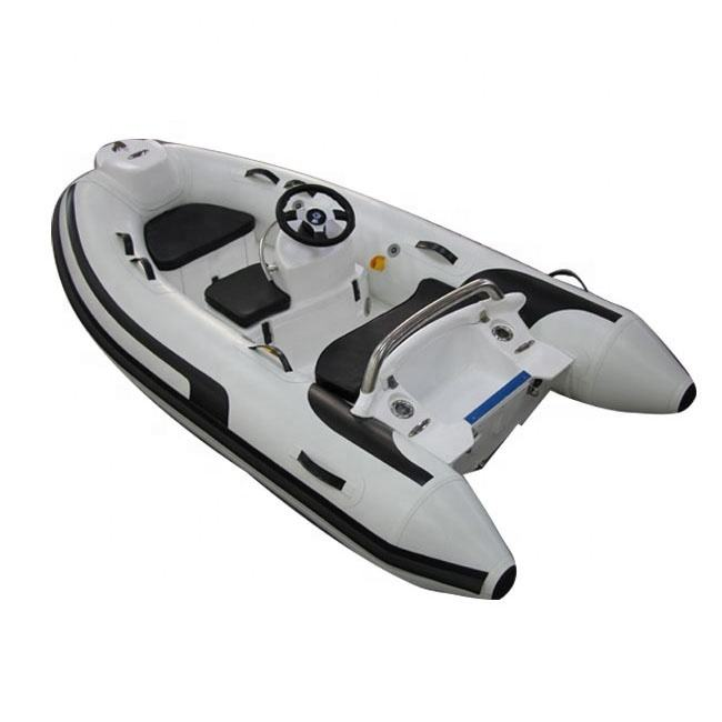 3m Rigid HYPALON/PVC Rubber Rib300 Inflatable Boat From YE Marine