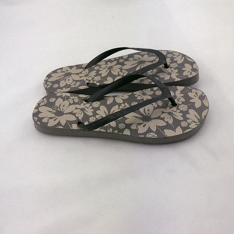 Latest fashionable colorful best quality custom mens rubber flip flops sandals