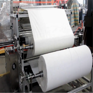 Full Automatic gauze bandage rolling machine