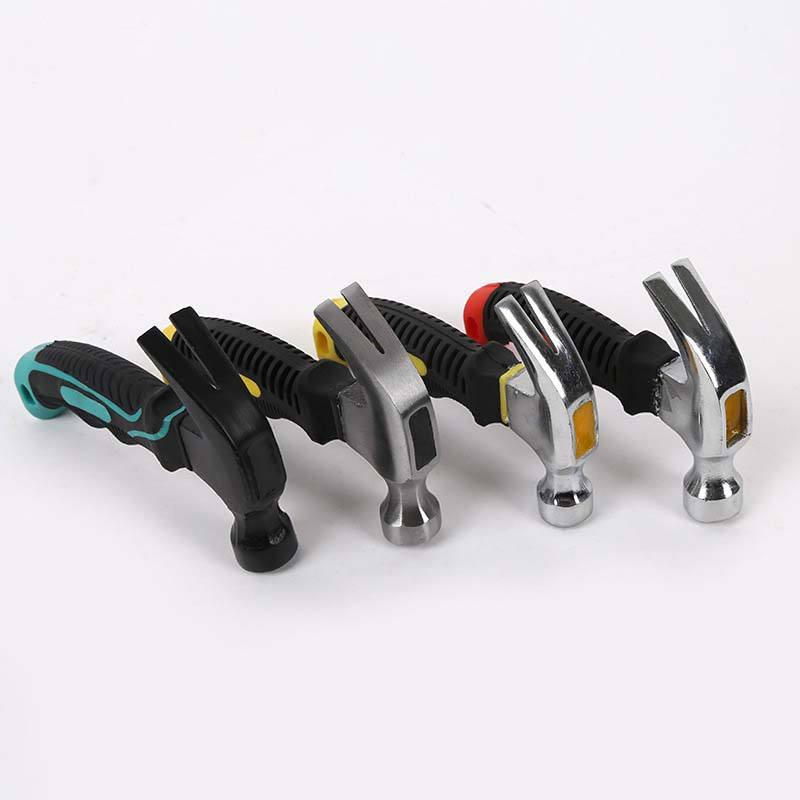 Mini Multi-functional Life Hammer Claw Hammer