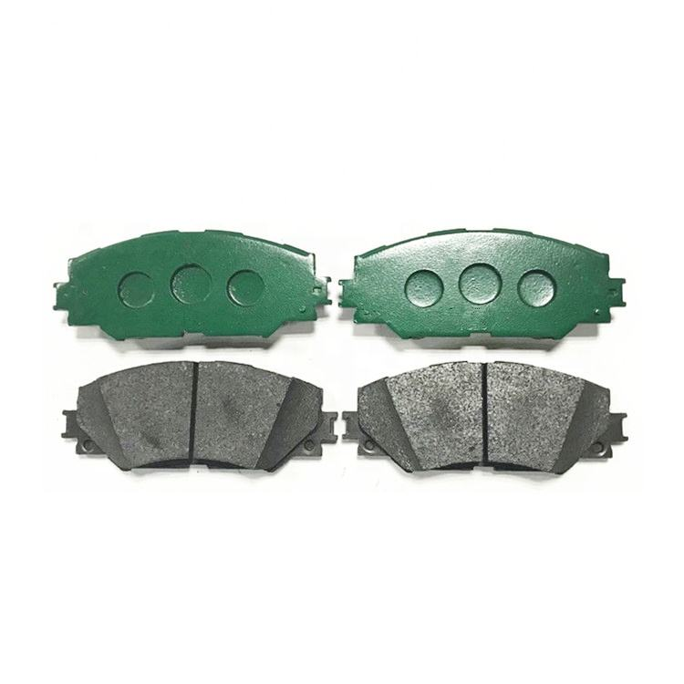 04465-02220 04465-42160 brake systems manufacturer price auto car spare ceramic disc front brake pads for japanese car
