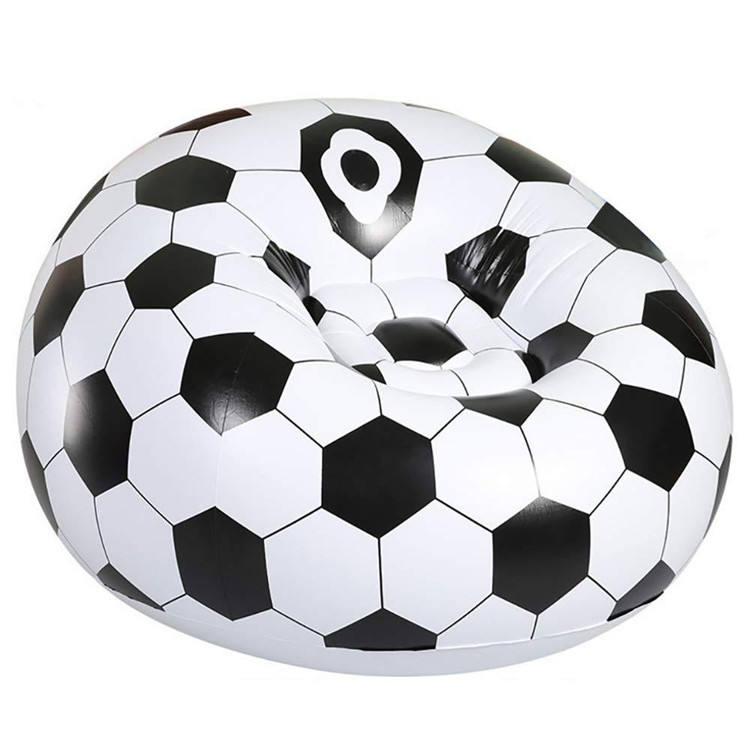 Portable Living room inflatable Sofa soccer ball Outdoor garden chairs self bean bag Living Room Furniture