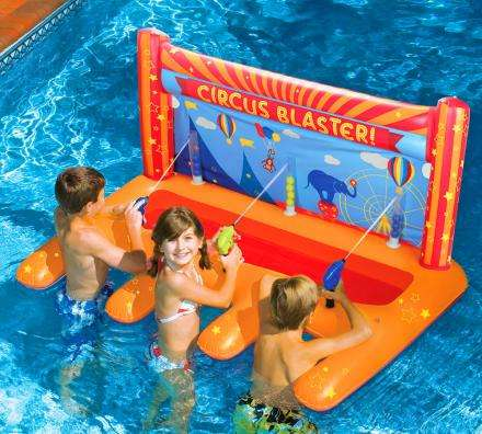 Inflatable Water Toys Pool Volleyball Game Sports Exercise Swimming Child Interaction Toy for Outdoor Summer Supply