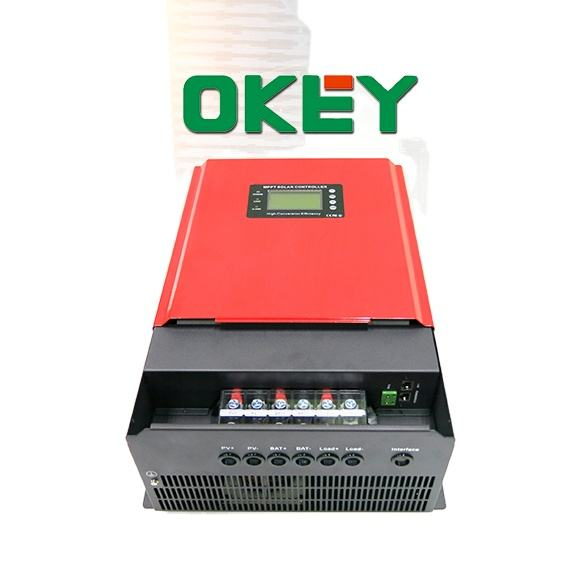 High power MPPT Solar Charge Controller