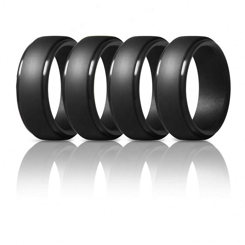 Personalized Rubber Rings Silicone Rings