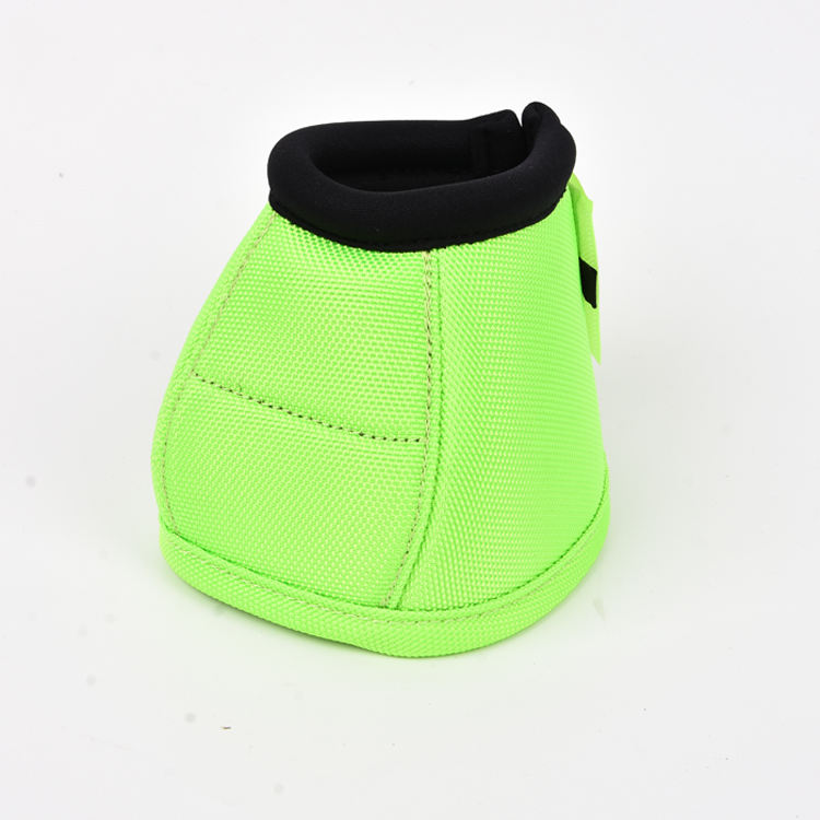 High Quality custom horse protection horse bell Boots Wholesale Products HORSE BELL BOOTS Tendon Protection for Hors