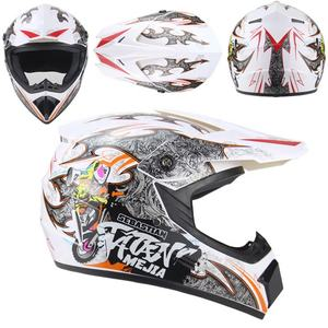 Cross country motorcycle helmets colorful electric road bike mountain bike full helmet motocross helmet Customizable