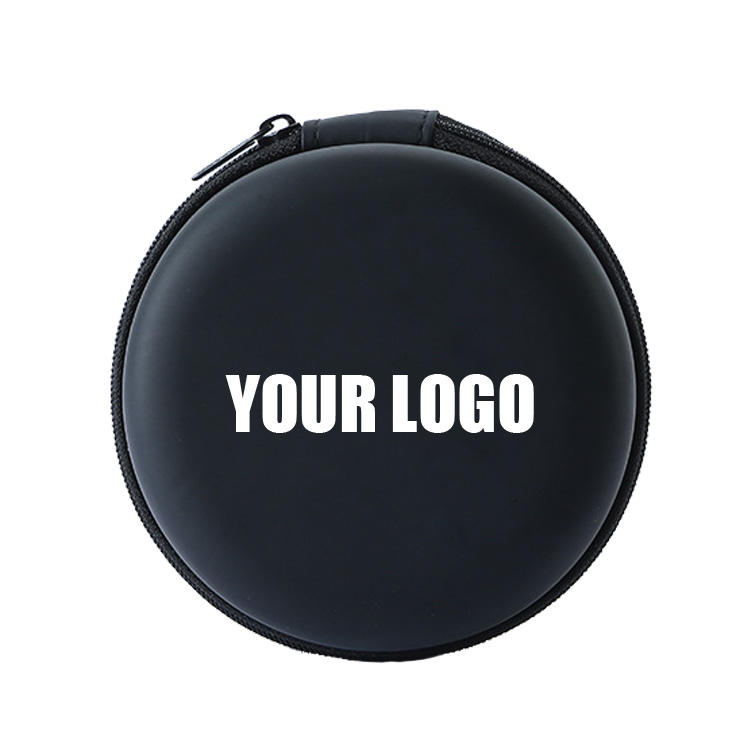 Original Factory Headphone Case Portable Earbud Earphone case Pouch Durable Custom Logo Eva Case