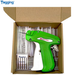 High Quality TG 371 S Price Tag Gun Kit For Garments Includes 2500 Barbs with 5 Extra Needle