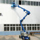 Mobile Articulating Towable Articulated Hydraulic Boom One Man Lift Platforms