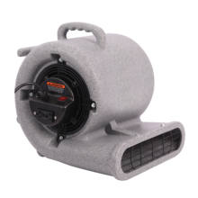 LIXING 1/3hp Air Mover Carpet Dryer Blower Fan for Restoration