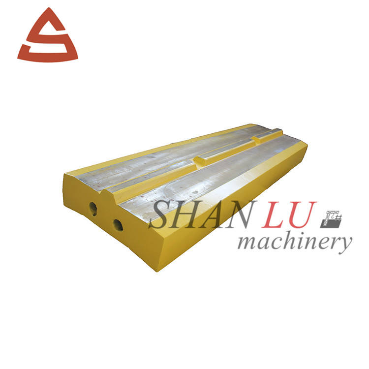 All Brands OEM BLow Bar Hammer Plate For Crusher
