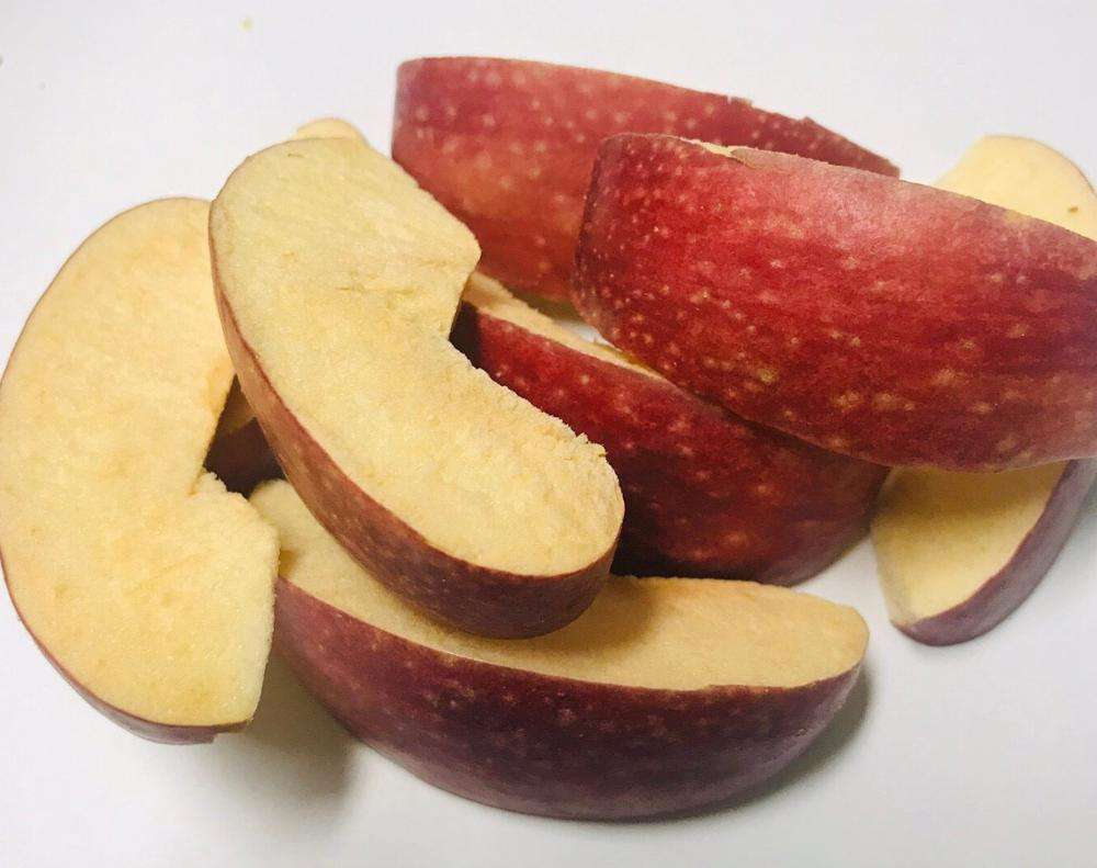 BULK PACKING Freeze-dried Red (Fuji) Apple