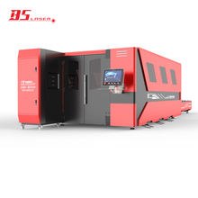 High Quality & Best Price 3015 Fiber Laser Cutting Machine 4kw For Construction Works