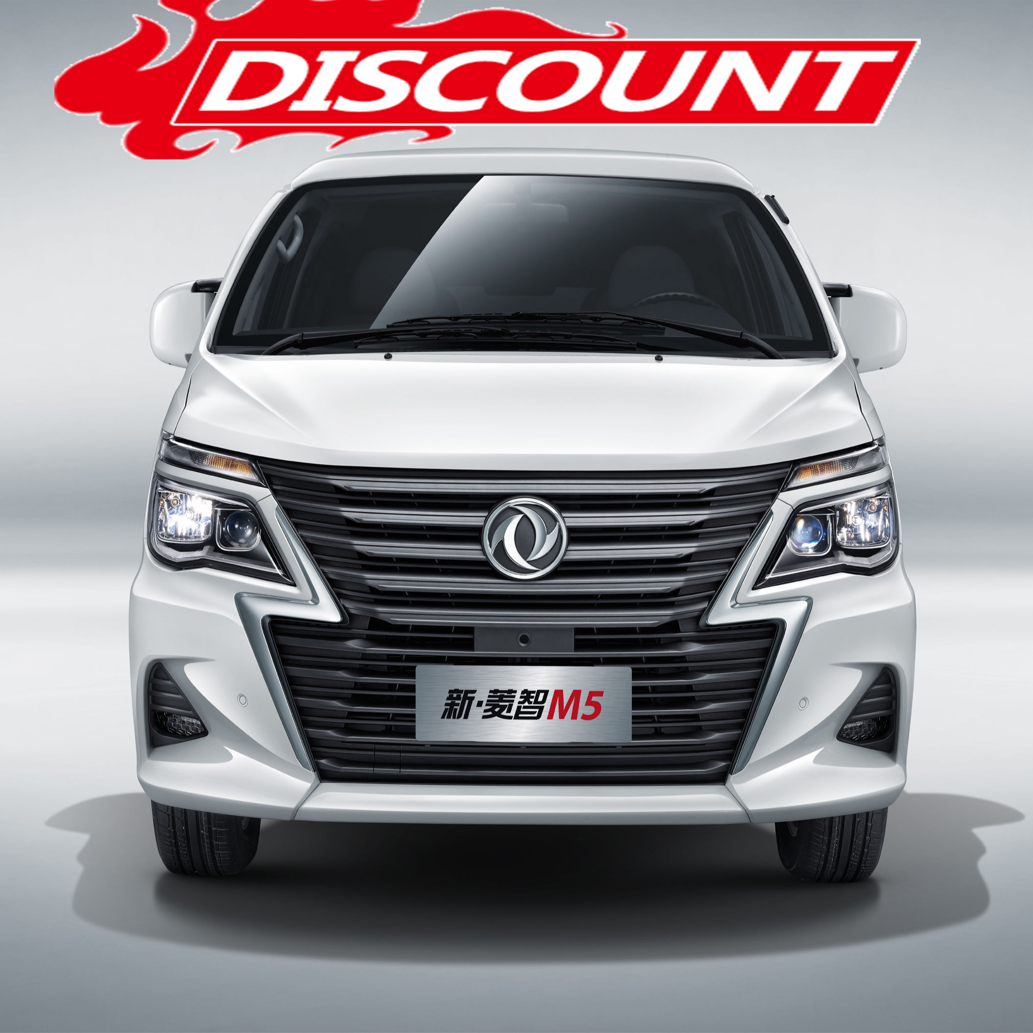 Big space and fashion design Dongfeng new M5 mini van bus/mini bus van with mpv cars for sale