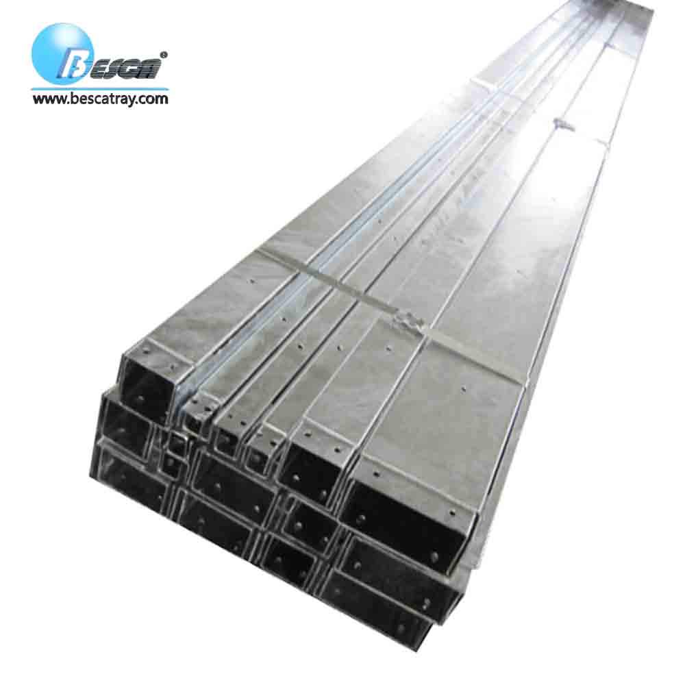 Metal Galvanized Cable Trunking Price