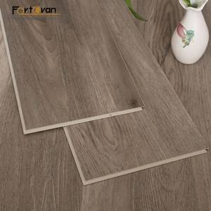 Protex spc flooring 3mm 4.5mm 7mm vinyl rigid core plank with attached pad