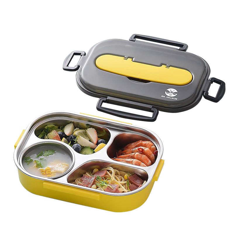 Freely Samples Hot Sale Insulated box lunch for School Work Travel Hiking Camping Picnics