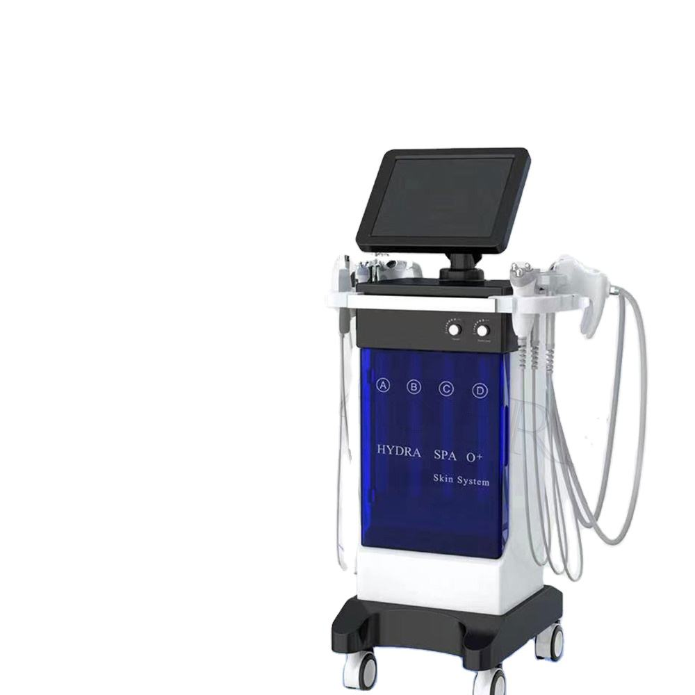 Multi-functional Hydra Cleaning Skin Rejuvenation Machine Minimize of blotchy skin coloring infared light therapy