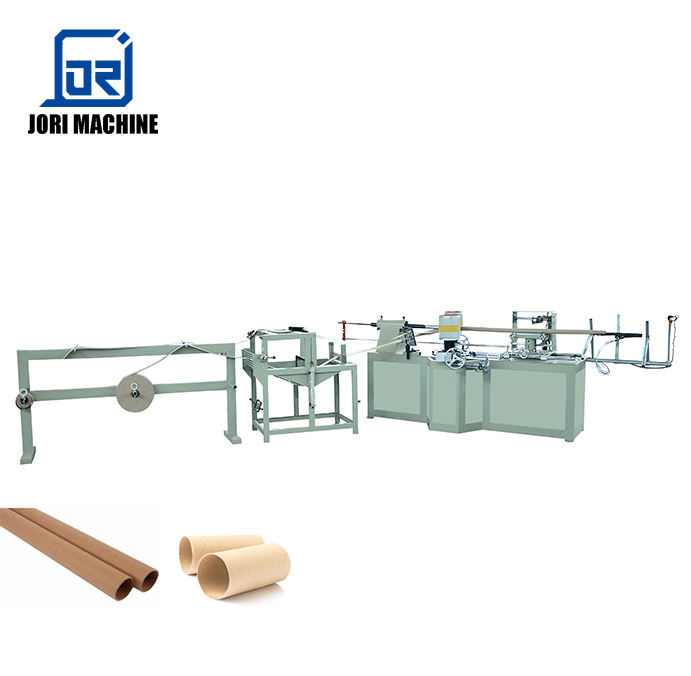 Spiral Paper Core Making Machine Automatic Paper Tube Making Machine Price