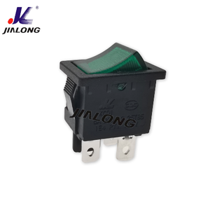 Hot Selling ON-OFF 4 pins square Rocker switch