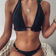 YY3834                             Hot Sale Fashion Design Sexy Swimwear Suit Ladies Young Girls Summer Beach Bikini