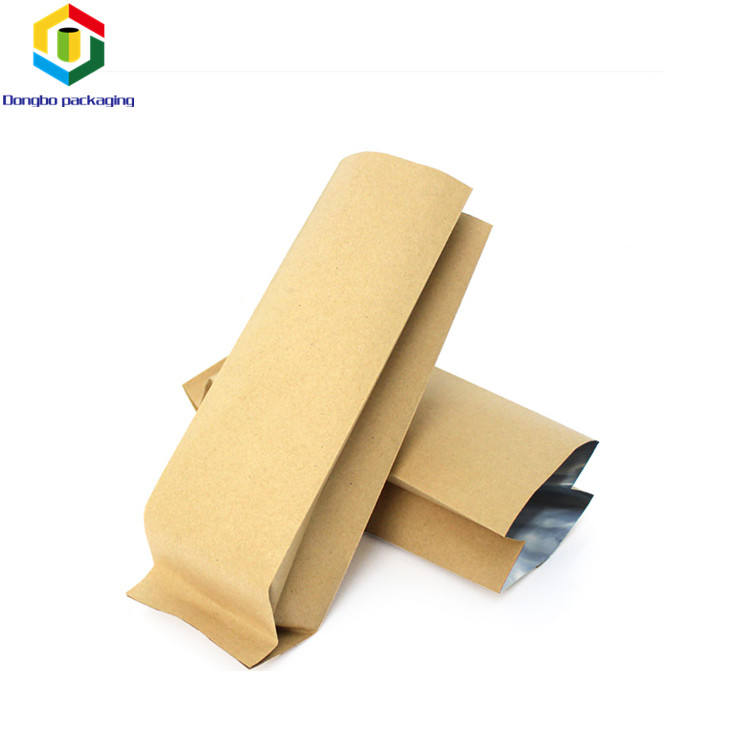 Hot Sale Aluminium Foil Packaging Printing Foil Lined Paper Bags