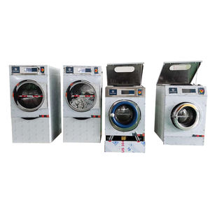 Operated Washing Machine 15kg To 20kg Laundry Washing Machine Extractor