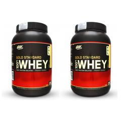 100% Optimum Gold Standard Whey Protein Powder All Flavors Available