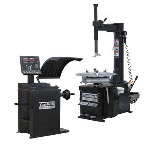 Tire Price Tire Changer Factory Price YuanMech Tire Changer And Wheel Balancer Combo CB5957