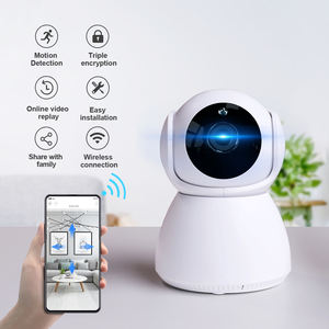 Two way audio infrared Night Vision Motion 2020 Best Home Security Home Camera Monitor Home Security