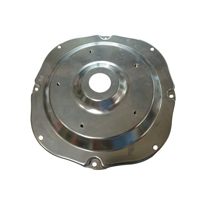 High flatness aluminum alloy adc12 fan motor housing die casting