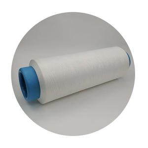 Silver polyester yarn DTY filament spun from China with certification