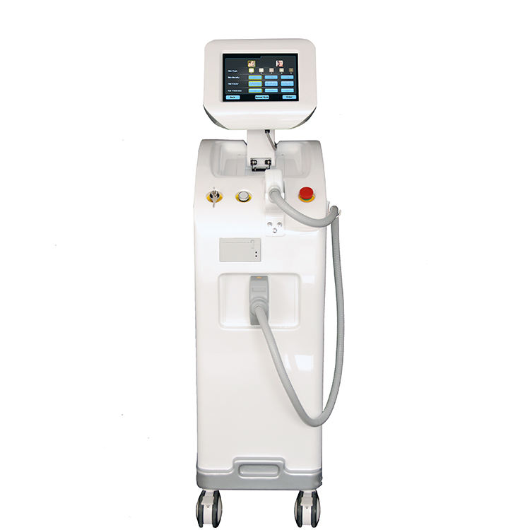 755nm 808nm 1064nm diode laser for all skin hair removal / laser hair removal machine price