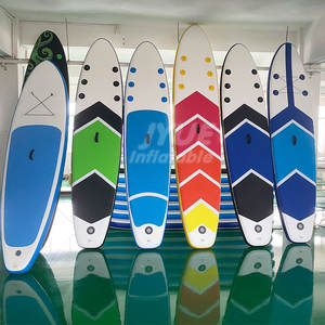 Double Layer Fun Water Epoxy Carbon Paddleboard Fishing For Youth And Adult