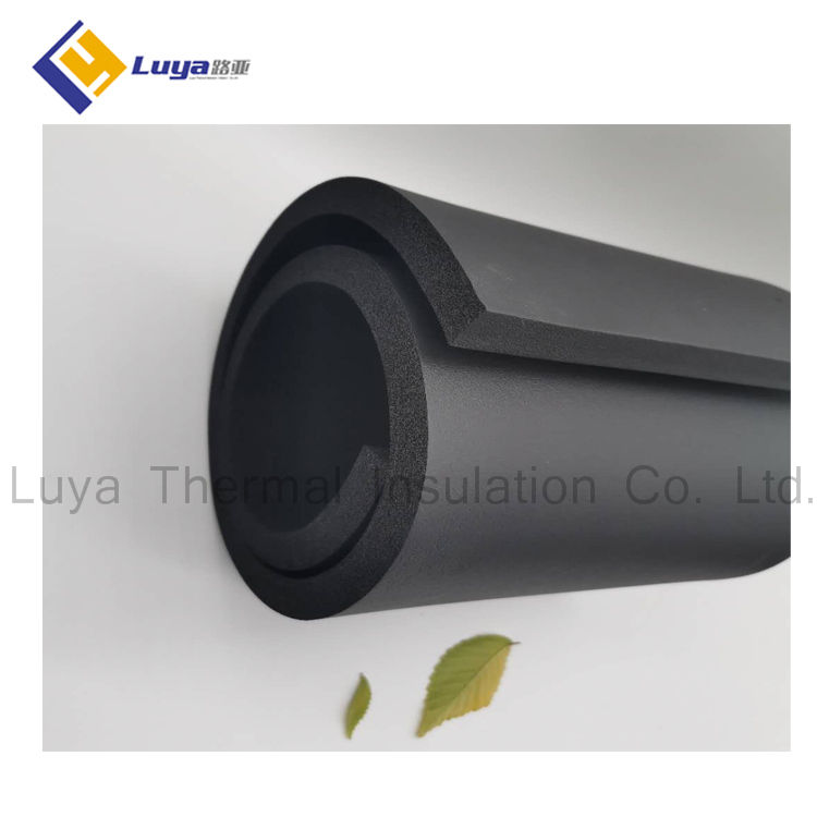 Rubber Foam Sheets Good Quality Black NBR/PVC Rubber Foam Sheet Insulation Construction Material In China