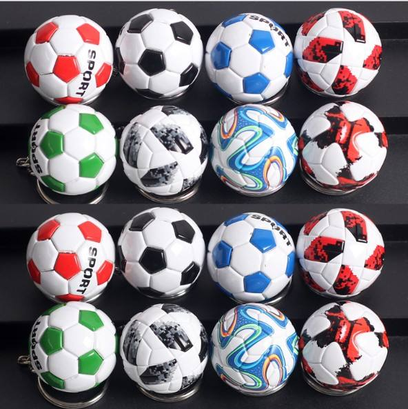 soccer ball gifts key chains soccer team gift ideas football world keychain and Souvenir key rings