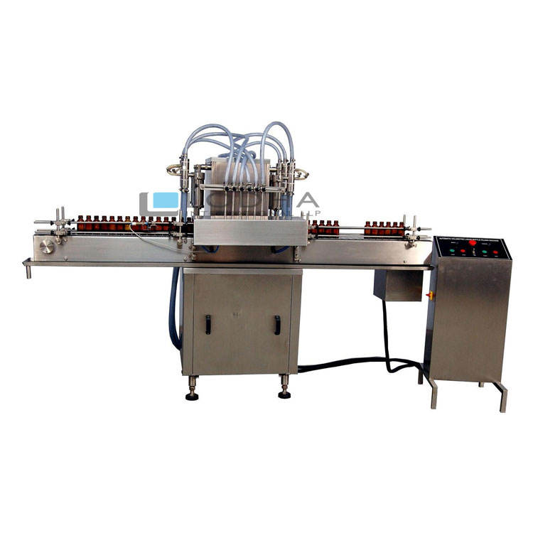 Automatic bottle filling machine/liquid bottle filling machine for olive oli