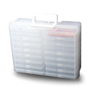 29514 16 case photo keeper photo organizer storage box and craft keeper