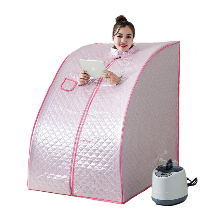 1 Person Portable Infrared Sauna Room With Portable