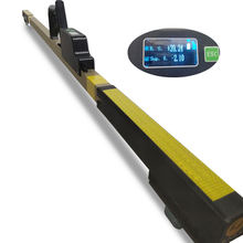 High precision digital measurement track gauge railway specially track tools