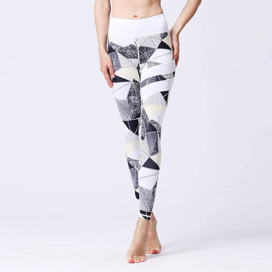 Fitness and Physical Fitness Health Massage Yoga Pants Spandex Factory New Yoga Pants Sports Trends