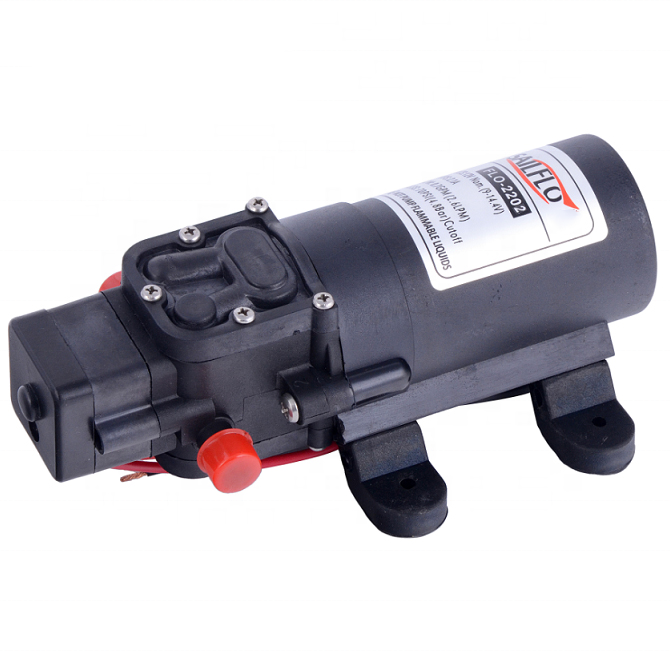 Sailflo FLO-2202 12V high pressure water pump/12 volt battery operated pump