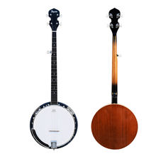 Chinese factory Wholesale banjo musical instruments 5 strings banjo