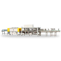 single roller shrink packing machine